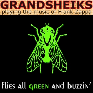 GRANDSHEIKS - Flies All Green And Buzzin'